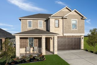 Plan 2403 Modeled - Horizon Pointe: Converse, Texas - KB Home