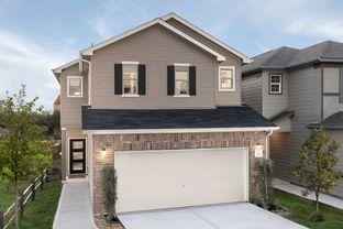 Plan 1520 Modeled - The Garrison: San Antonio, Texas - KB Home