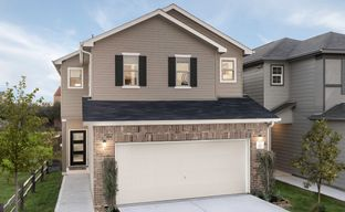 The Garrison by KB Home in San Antonio Texas