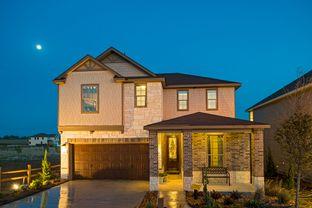 Plan 2403 Modeled - Legend Point: New Braunfels, Texas - KB Home