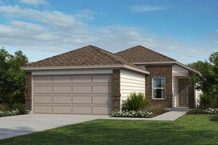 Plan 1242 - The Overlook at Medio Creek: San Antonio, Texas - KB Home