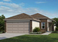 Plan 1242 - Deer Crest - Heritage Collection: New Braunfels, Texas - KB Home