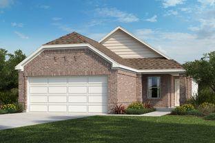 Plan 1548 - Southton Cove: Elmendorf, Texas - KB Home