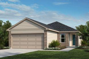 Plan 1604 - The Overlook at Medio Creek: San Antonio, Texas - KB Home