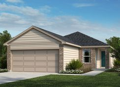 Plan 1604 - Willow View: Converse, Texas - KB Home