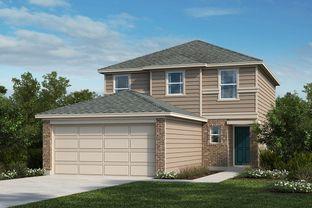 Plan 1609 - Legend Point: New Braunfels, Texas - KB Home