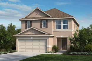 Plan 2070 - Southton Cove: Elmendorf, Texas - KB Home