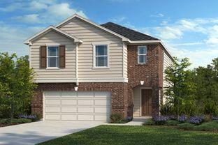 Plan 2348 - Parklands: Schertz, Texas - KB Home