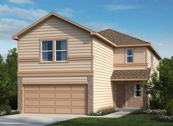 Plan 2458 - The Overlook at Medio Creek: San Antonio, Texas - KB Home