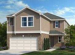 Plan 2458 - Parklands: Schertz, Texas - KB Home