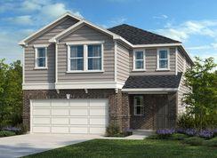 Plan 2527 - Parklands: Schertz, Texas - KB Home