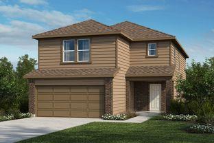 Plan 2586 - The Overlook at Medio Creek: San Antonio, Texas - KB Home