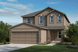 Plan 2855 - Willow View: Converse, Texas - KB Home