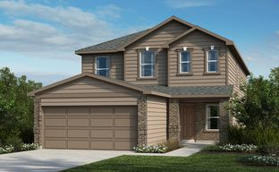 Willow View by KB Home in San Antonio Texas