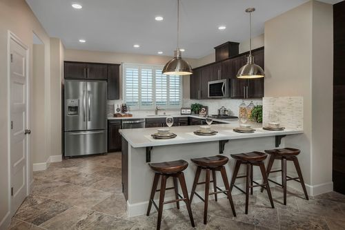 Kitchen-in-Plan 3-at-Metro II at Communications Hill-in-San Jose