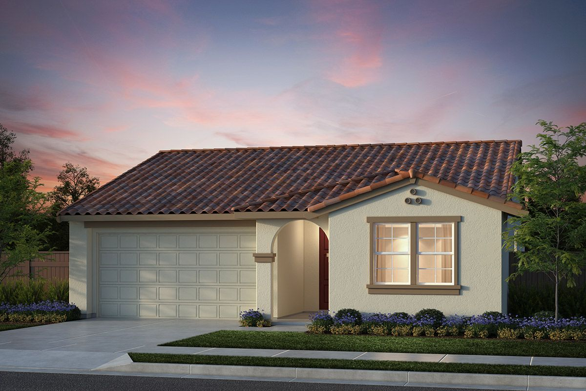 Exterior featured in the Plan 1 By KB Home in Salinas, CA