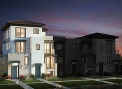 Plan 1 - Metro II at Communications Hill: San Jose, California - KB Home