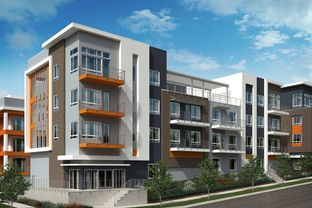Plan 3 Modeled - Latitude at Communications Hill: San Jose, California - KB Home