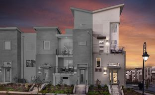 Metro II at Communications Hill by KB Home in San Jose California