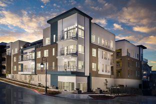 Plan 2 Modeled - Latitude at Communications Hill: San Jose, California - KB Home