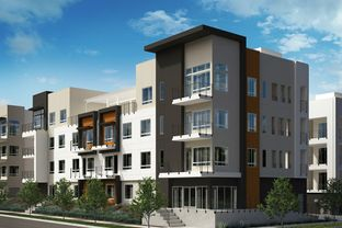 Plan 1 Modeled - Latitude at Communications Hill: San Jose, California - KB Home