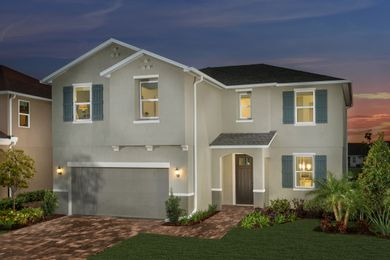 Kb Home New Home Plans In Riverview Fl Newhomesource