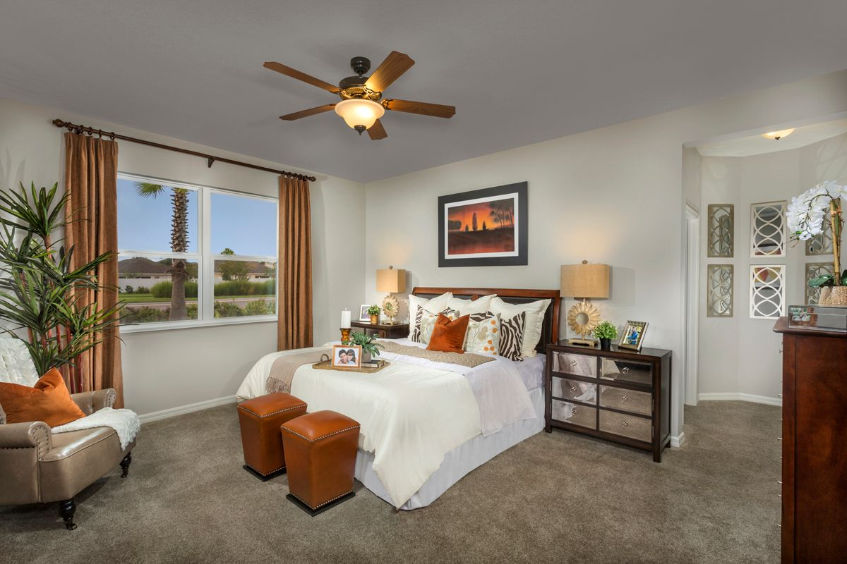 Bedroom-in-Plan 2620 Modeled-at-Ibis Cove II at South Fork-in-Riverview