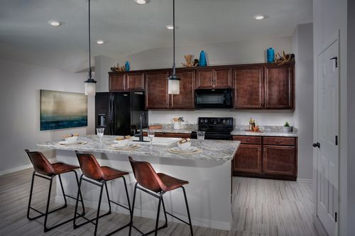 Kitchen-in-Plan 1637 Modeled-at-Northgate-in-Gibsonton
