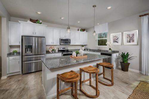 Kitchen-in-Plan 2550 Modeled-at-Freedom Ridge-in-Seffner