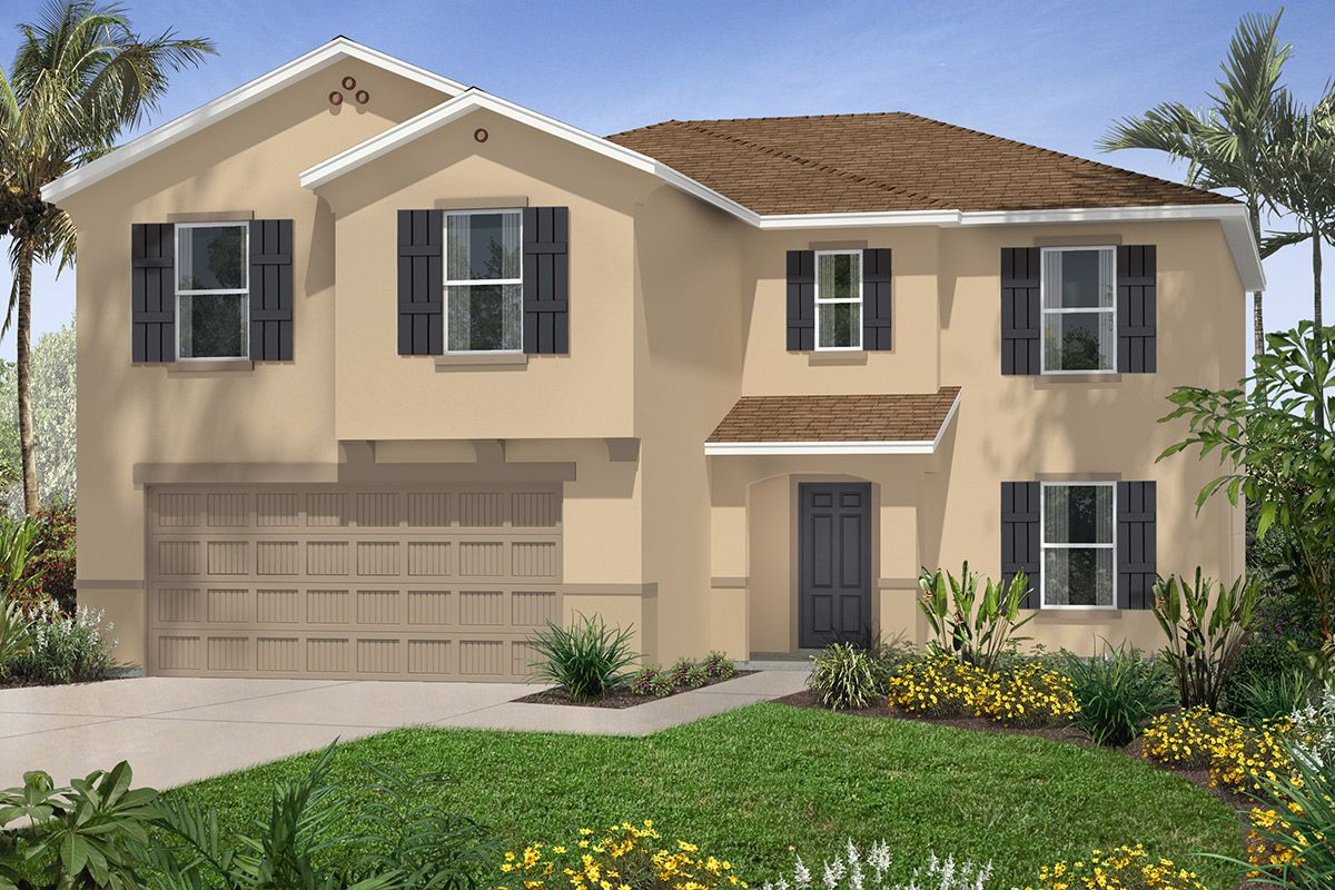 8 Kb Home Communities In Riverview Fl Newhomesource