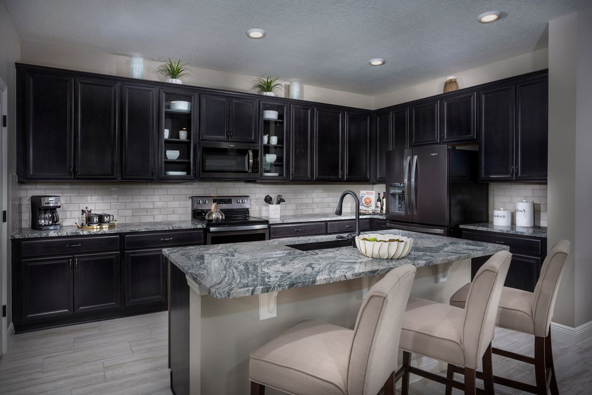 Kitchen featured in the Plan 2333 Modeled By KB Home in Sarasota-Bradenton, FL