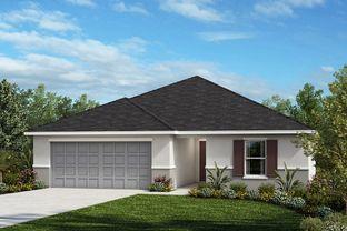 Plan 1707 - Legends Pointe: Hudson, Florida - KB Home