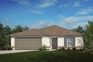 Plan 2333 - Legends Pointe: Hudson, Florida - KB Home