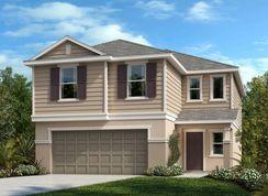 Plan 1908 - Brightwood at North River Ranch: Parrish, Florida - KB Home