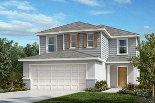 Plan 2385 - Brightwood at North River Ranch: Parrish, Florida - KB Home
