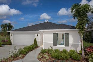 Plan 1541 Modeled - Legends Pointe: Hudson, Florida - KB Home