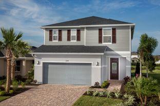 Plan 2107 Modeled - Brightwood at North River Ranch: Parrish, Florida - KB Home