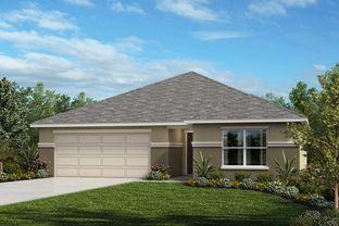 Plan 2168 - Williams Pointe: Seffner, Florida - KB Home