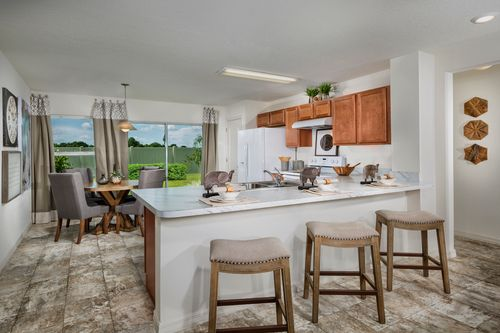 Kitchen-in-Plan 1346 Modeled-at-Northgate-in-Gibsonton
