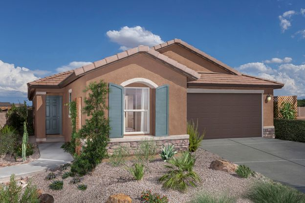 Sonoran Ranch Ii In Tucson Az New Homes Floor Plans By Kb Home