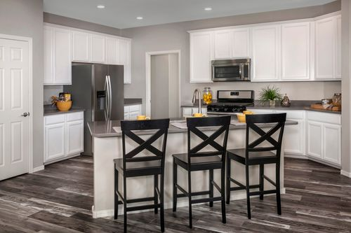 Kitchen-in-Plan 2632 Modeled-at-Sonoran Ranch II-in-Tucson