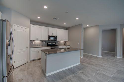Kitchen-in-Plan 1740 Modeled-at-Montaretto Estates-in-Tucson