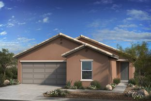 Plan 1842 - Bella Tierra: Tucson, Arizona - KB Home