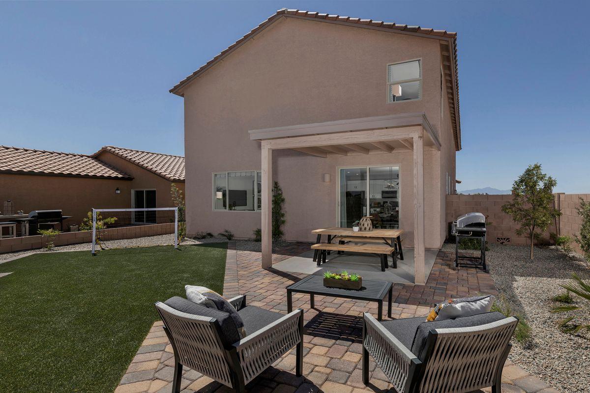 'Bella Tierra' by KB Home - Tucson in Tucson