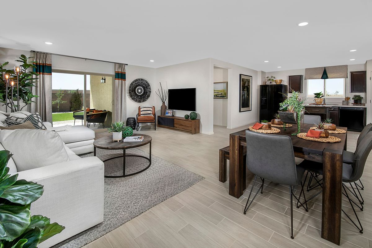 'KB Home at Gladden Farms' by KB Home - Tucson in Tucson