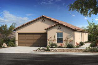Plan 2005 - Silver Ridge at Rocking K: Tucson, Arizona - KB Home