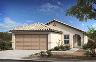 Plan 1383 - Silver Ridge at Rocking K: Tucson, Arizona - KB Home