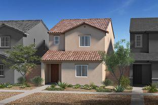 Plan 1442 - Mountain Enclave: Tucson, Arizona - KB Home