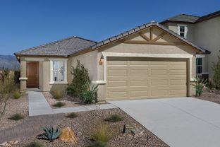 Plan 1745 Modeled - Silver Ridge at Rocking K: Tucson, Arizona - KB Home