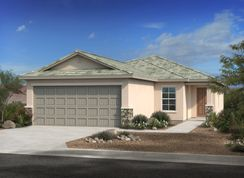 Plan 1383 Modeled - Bella Tierra: Tucson, Arizona - KB Home